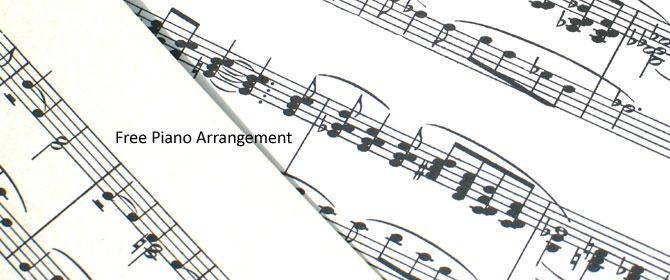 jarrod radnich sheet music free pdf