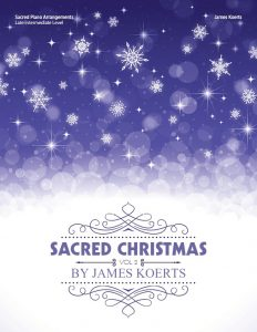 Sacred Christmas Vol 2 COVER