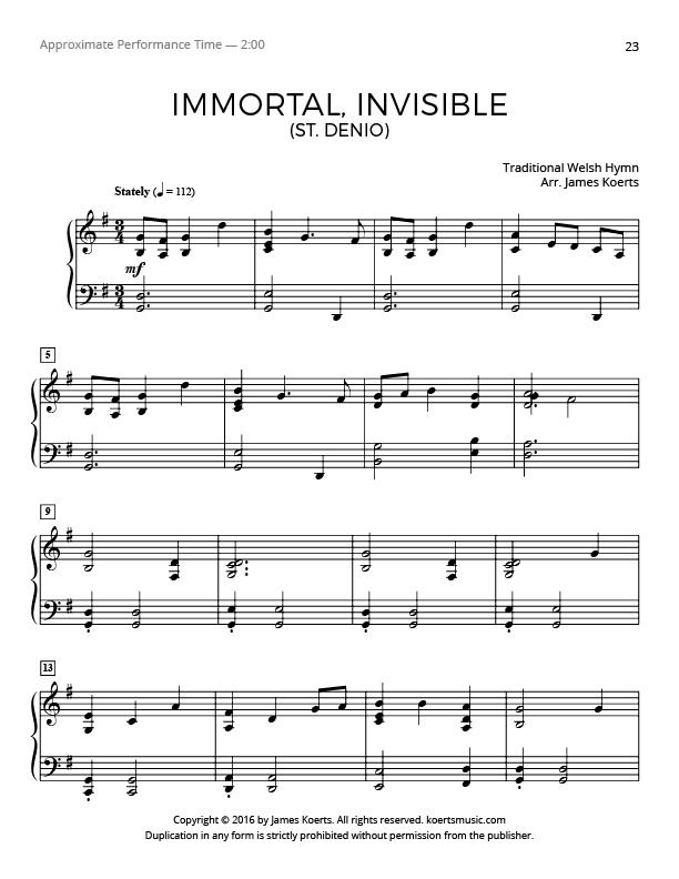 immortalinvisible
