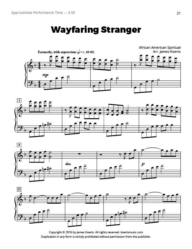 wayfaringstranger