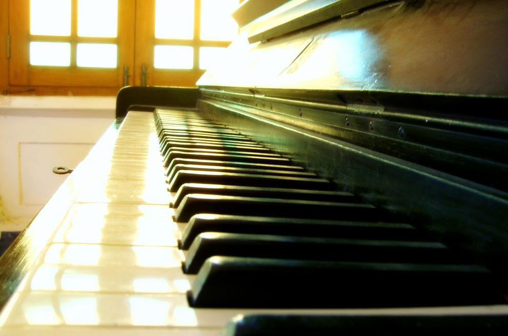 New piano arrangement: My Faith has Found a Resting Place