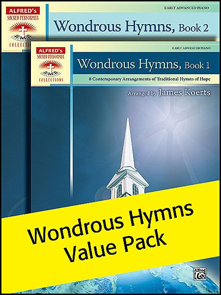 Wondrous Hymns – Value Pack for $12.00!