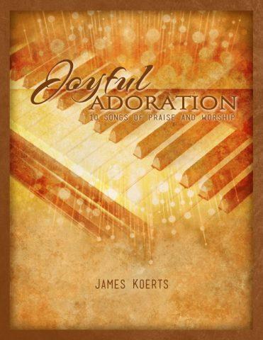 Joyful Adoration piano collection