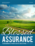 Blessed Assurance piano collection