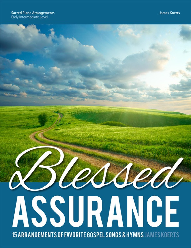 New piano collection: Blessed Assurance