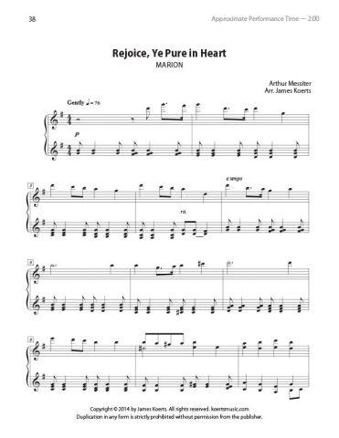 Rejoice Ye Pure in Heart