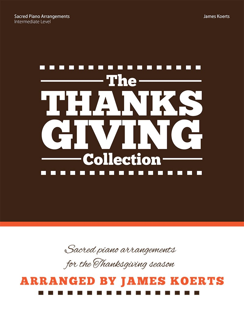 New Thanksgiving piano collection