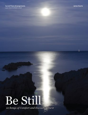 Be Still piano collection