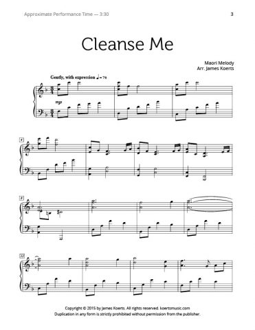 Cleanse Me