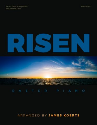Risen Easter Piano Collection