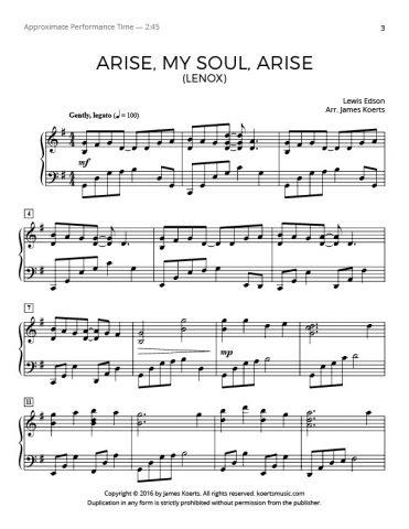 Arise, My Soul, Arise