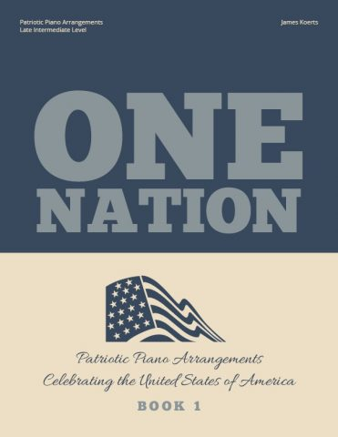 One Nation Piano Collection