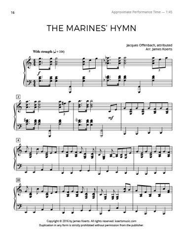 The Marines' Hymn
