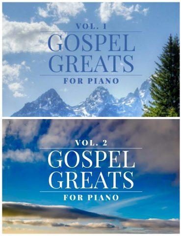 Gospel Greats Bundle, Volumes 1 & 2