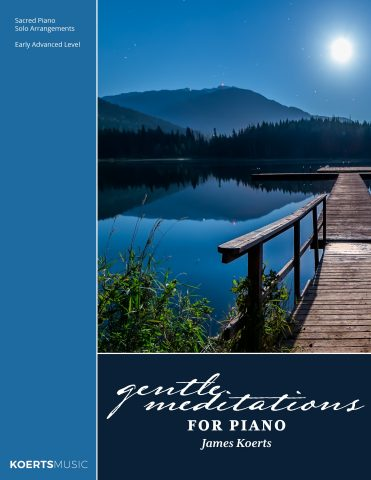 Gentle Meditations Piano Collection