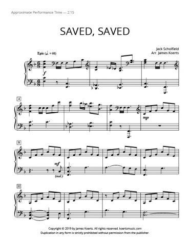 Saved, Saved