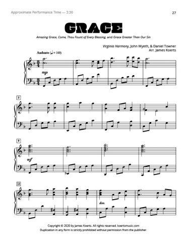 Grace Medley