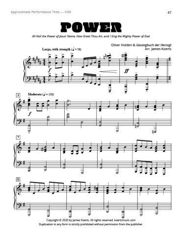 Power Medley