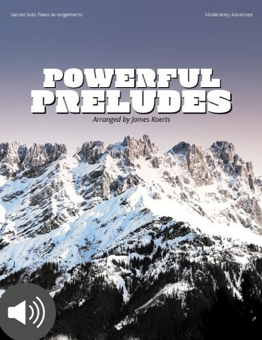 Powerful Preludes (with audio files)