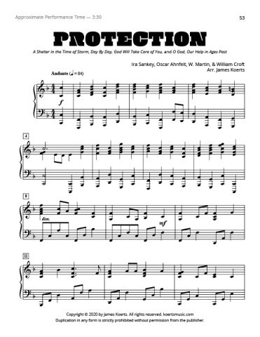 Protection Medley