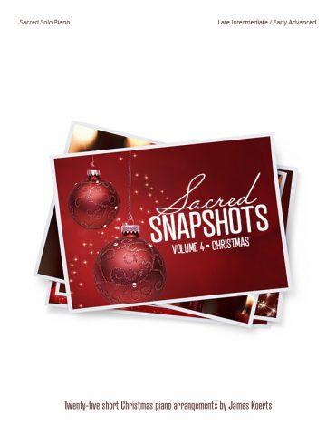 Sacred Snapshots, Vol. 4 (Christmas)