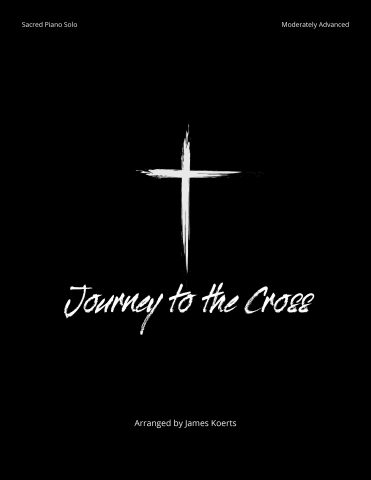 Journey to the Cross – Piano Collection