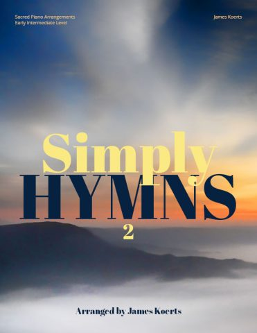 Simply Hymns 2 – Piano Collection